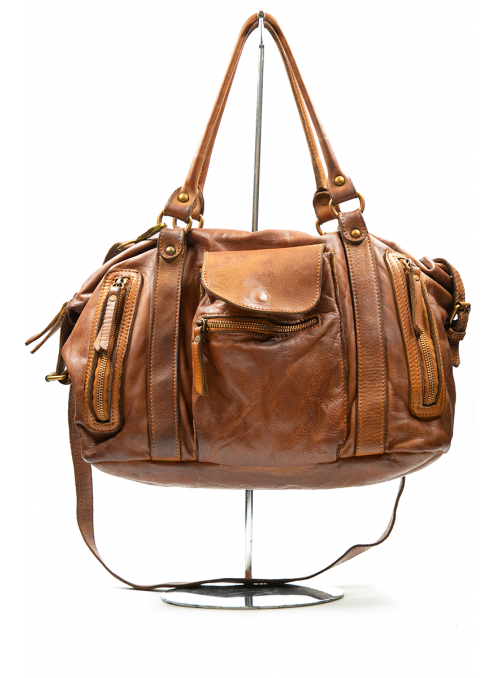 Sac cuir Voltaire